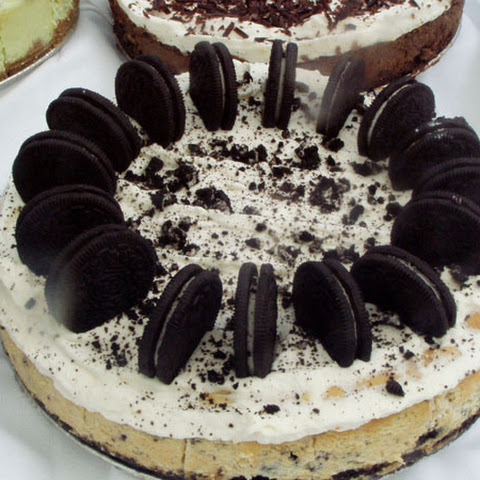Cookies Cheesecake