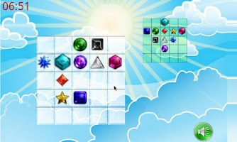 Screenshot of Puzzle Jewel Free