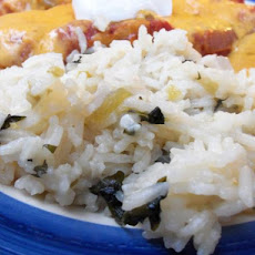 **copycat** Costa Vida Green Rice