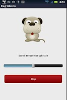 Screenshot of Dog Whistle