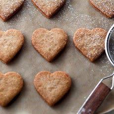 Linzer Heart Cookies Recipe