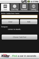 Screenshot of Decidor - Free