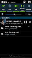 Screenshot of Rire & Chansons