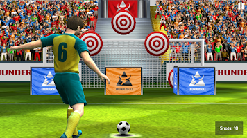 Screenshot of Football Champions League 14