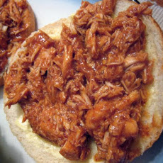 Crock Pot BBQ Chicken