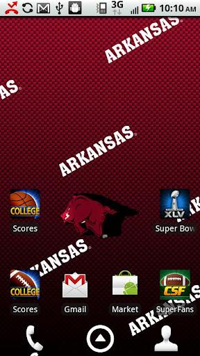 Arkansas Live Wallpaper HD
