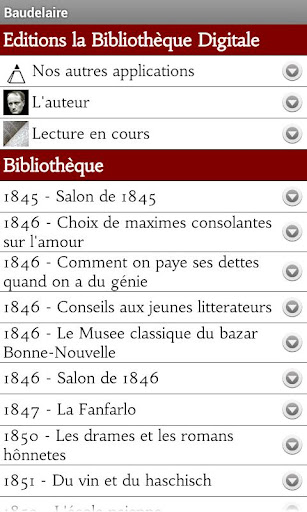 Baudelaire - Oeuvres complètes