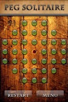 Screenshot of Peg Solitaire 320x480