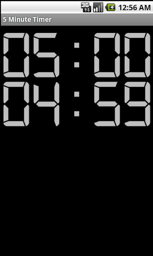 免費生產應用App|5 Minute Timer|阿達玩APP