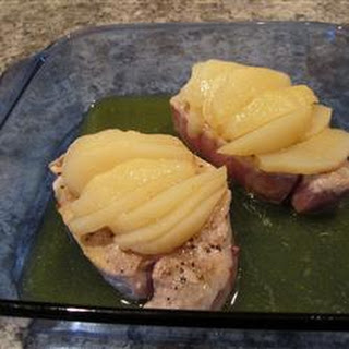 Pork Chops Pears Recipes