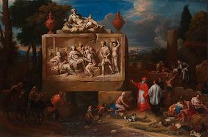 RIJKS: Henry Ferguson: painting 1720