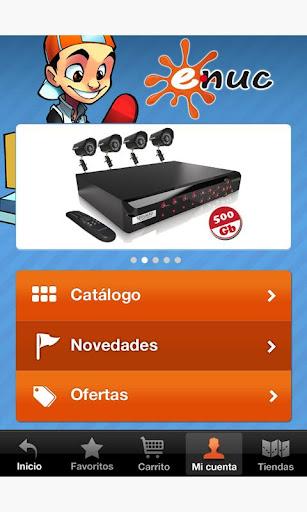 【免費購物App】E-nuc-APP點子