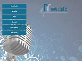 Screenshot of Nea Radio