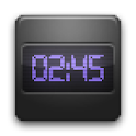 Digital Clock Wallpaper icon