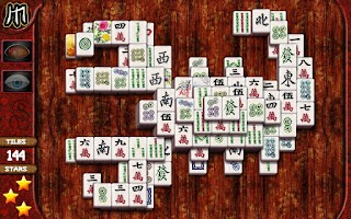 Screenshot of Imperial Mahjong Pro