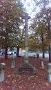Ljubljana kamniti križ