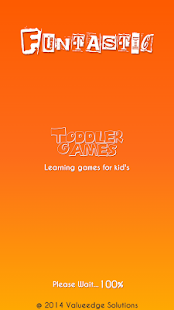 Funtastic -Toddler / Kid games - screenshot