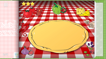 Screenshot of Making Pizza - Cookbook