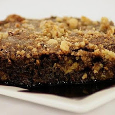 Banana Rum Brownies - D
