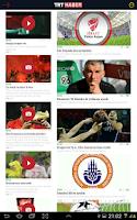 Screenshot of TRT Haber