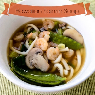 Hawaiian Saimin Soup