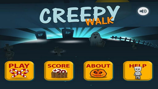 CreepyWalk