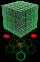 Screenshot of ButtonBass Dubstep Cube