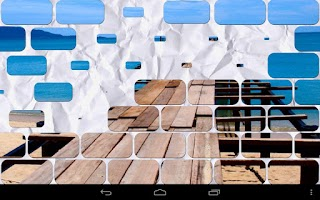 Screenshot of Abubu tiles live wallpaper