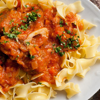 Pressure Cooker Osso Buco Milanese