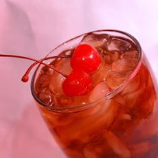 Rum and Cherry Coke