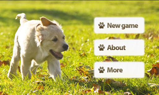 Dogs Memory Game Free