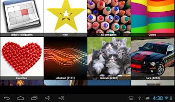 Screenshot of PicSpeed HD Wallpapers 500,000