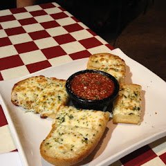 Gluten free garlic bread