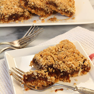 Date Nut Fruit Bars Recipes