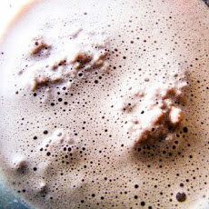 Mexican Chocolate Milkshake