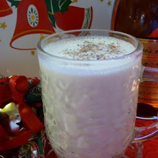 Holiday Eggnog Cocktail