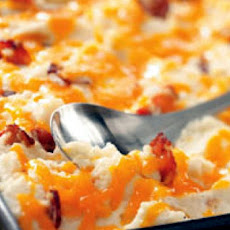 Twice-Baked Mashed Potatoes