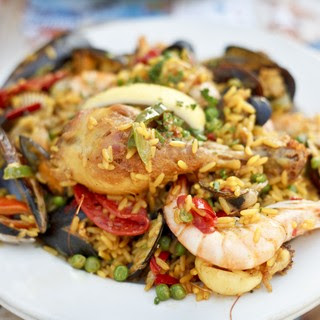 Chicken And Beef Paella Recipes
