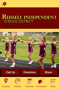 Russell ISD - screenshot