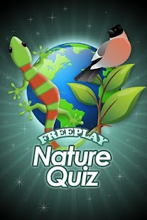 FreePlay Nature Quiz - screenshot