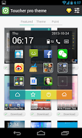 Screenshot of Toucher Premium