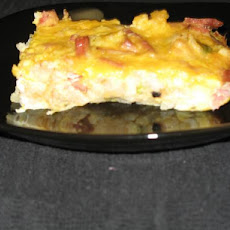 Hash Brown Brunch Casserole