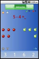 Screenshot of Math Wiz Free