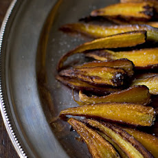 Baked Carrot Oven Fries
