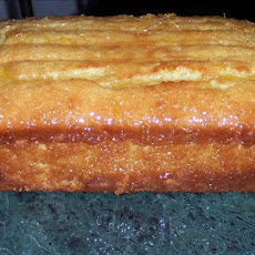 Luscious Lemon Pound Cake