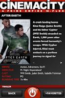 Screenshot of Cinemacity