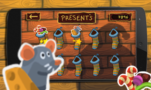 Play Santa Claus Candy Games - screenshot