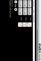 Screenshot of Equivalencia de hélices