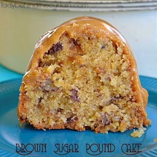 Brown Sugar Pecan Topped Cake Recipes