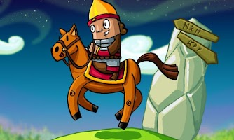 Screenshot of Ο Γενναίος Ιππότης